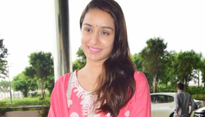Shraddha Kapoor flaunts her desi swag at the airport—See pics