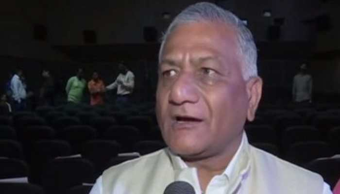 Sometimes it takes time to straighten the tail: VK Singh on Pakistan