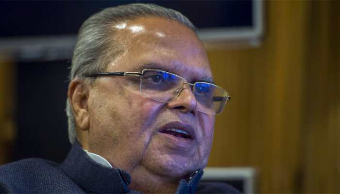 Will destroy terror camps if Pakistan doesn't mend its ways: J&K Governor Satya Pal Malik