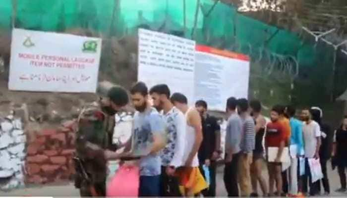 Over 20,000 Kashmiri youth participate in Army recruitment drive