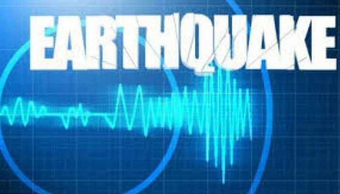 Earthquake of magnitude 4.3 jolts Nicobar Islands