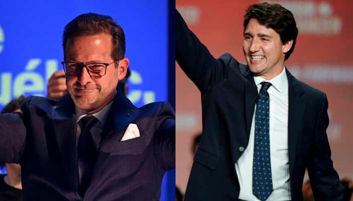Resurgent Quebec separatist movement rattles Canada election, strips Justin Trudeau of majority