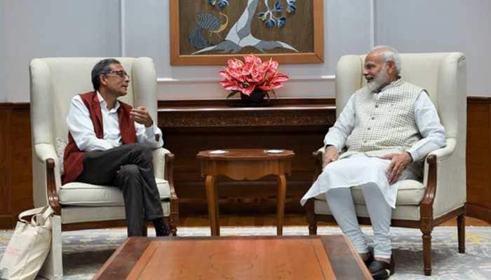 India is proud of his accomplishments, tweets PM Narendra Modi after meeting Nobel Laureate Abhijit Banerjee