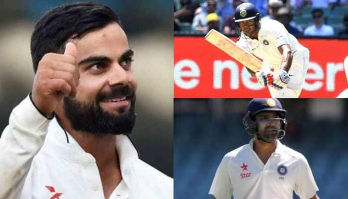 List of records broken during India's 3-0 Test series win over South Africa