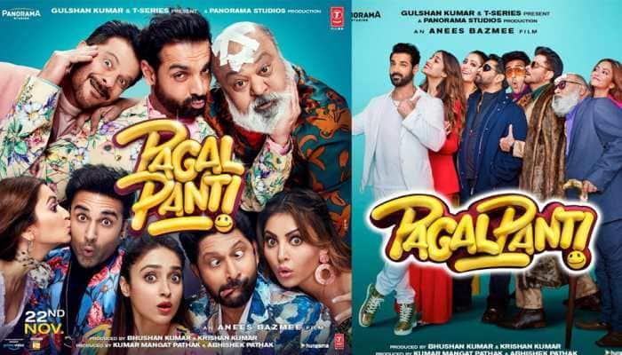 Pagalpanti trailer: A laugh riot starring John Abraham, Ileana D'Cruz, Kriti Kharbanda and gang—Watch