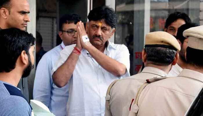 Karnataka Congress leader DK Shivakumar granted bail in money laundering case
