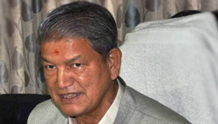 CBI files FIR against ex-Uttarakhand CM Harish Rawat in horse-trading case