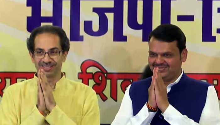 Maharashtra Assembly election 2019 results: BJP-Shiv Sena alliance heads towards majority