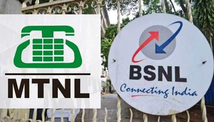 MTNL locked at upper circuit after merger announcement with BSNL