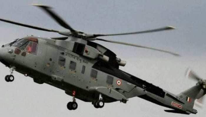Advanced Light Helicopter of Indian Army makes emergency landing in Jammu and Kashmir's Poonch