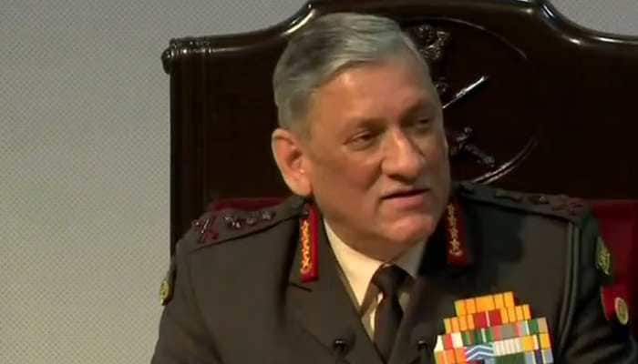PoK is actually a terrorist controlled part of Pakistan: Army Chief General Bipin Rawat