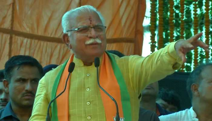 Manohar Lal Khattar to take oath as Haryana CM for second term on Diwali