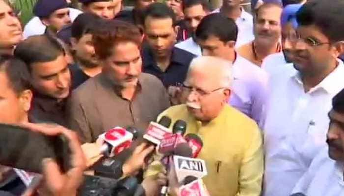 Dushyant Chautala will take oath as Deputy CM of Haryana on Sunday, says CM-elect Manohar Lal Khattar
