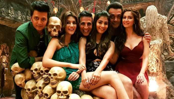 Akshay Kumar starrer Housefull 4 witnesses growth at Box Office