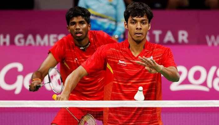 Shuttlers Satwiksairaj Rankireddy, Chirag Shetty settle for silver at French Open
