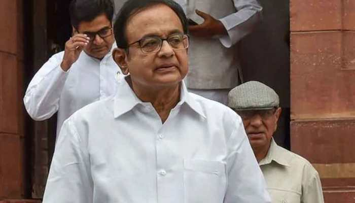 Congress leader Chidambaram, lodged in Tihar, admitted to AIIMS after stomach ache complaint