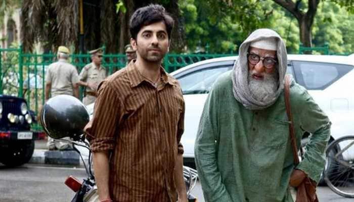 Amitabh Bachchan-Ayushmann Khurrana's 'Gulabo Sitabo' first look out—Check new release date