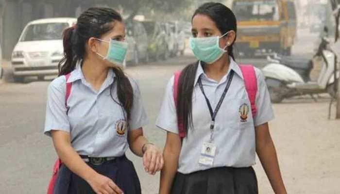 Delhi govt will distribute 50 lakh N95 anti-pollution masks to students from November 1: Arvind Kejriwal