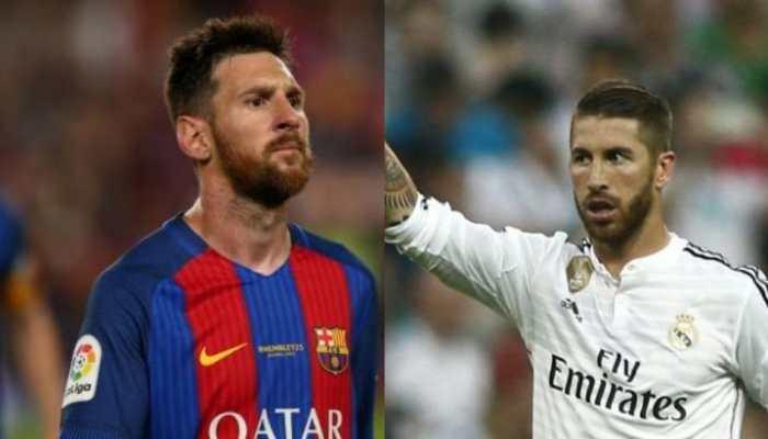 Sergio Ramos equals Lionel Messi's record as Real Madrid thrash Leganes in La Liga