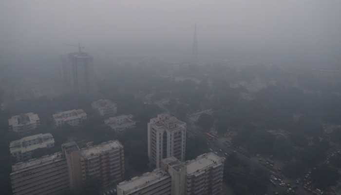 Air quality deteriorates as smoky haze continues to shroud Delhi-NCR; Ghaziabad, Noida most polluted
