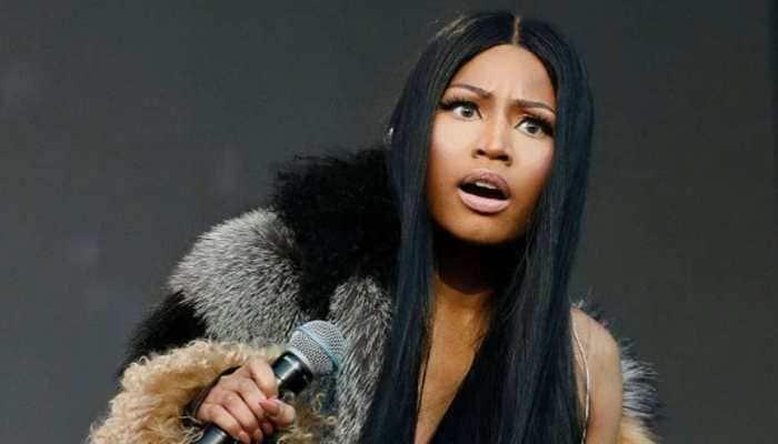 Nicki Minaj's cryptic tweet sparks off pregnancy rumours
