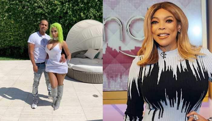 Nicki Minaj slams Wendy Williams for mocking her husband Kenneth Petty