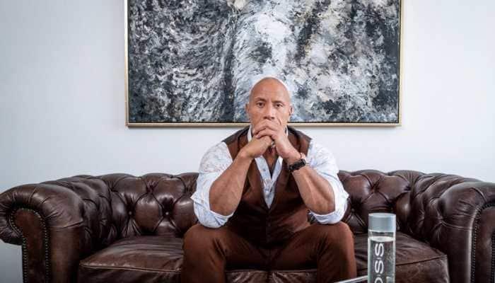 Dwayne Johnson to make film on MMA fighter Mark Kerr
