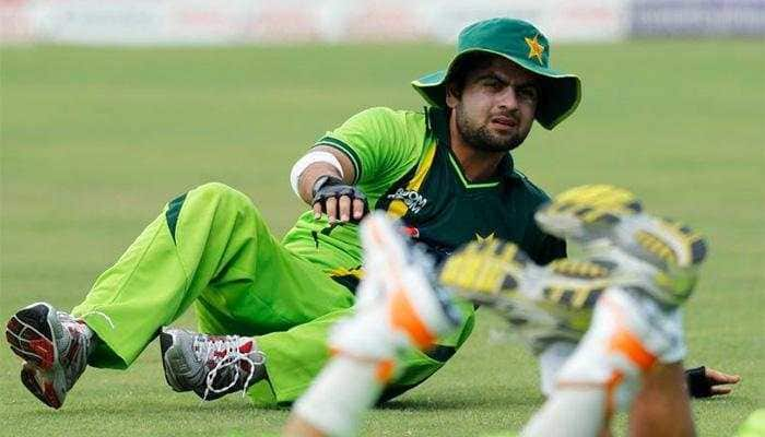 Ahmed Shehzad fined 50% of match fee for breaching PCB's Code of Conduct