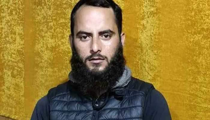 LeT terrorist Danish Channa, linked with attack on migrant labourer, arrested in J&K's Sopore