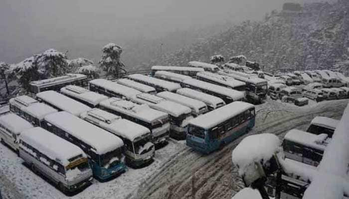 Shimla to levy 'Green Tax' on vehicles from outside the state