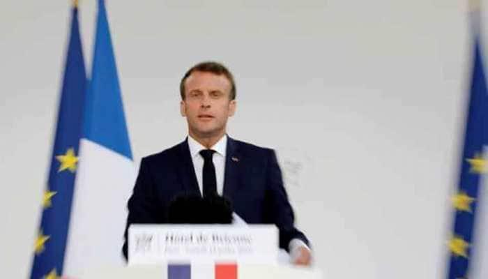 French President Emmanuel Macron Starts Three Day State Visit To China World News Zee News