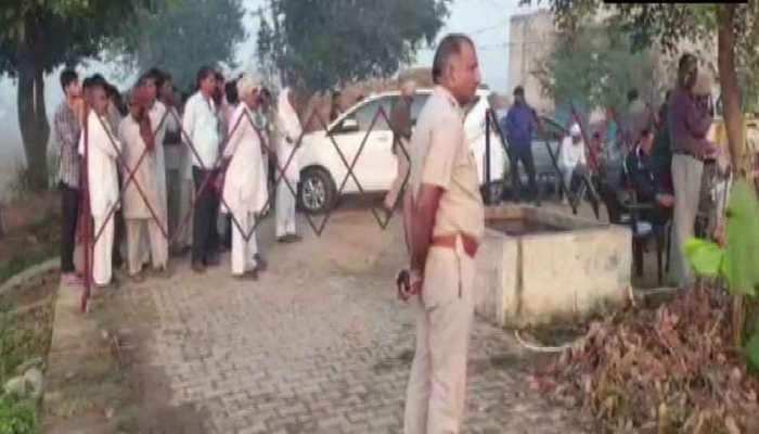Five-year-old girl falls into a borewell in Haryana, rescue operation underway