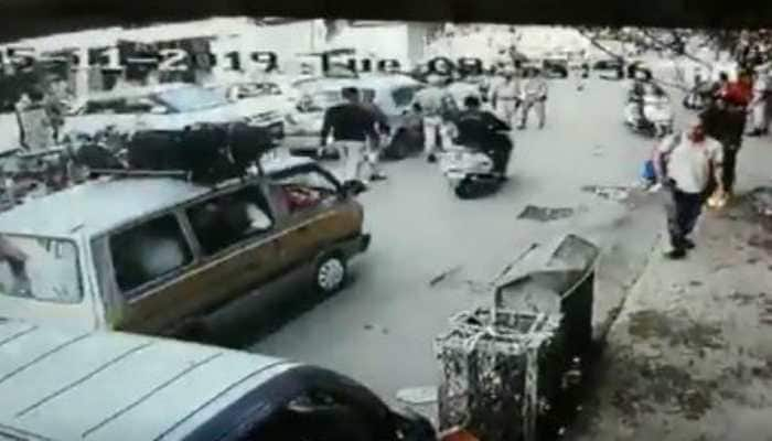 6 cops injured in IED blast in Imphal