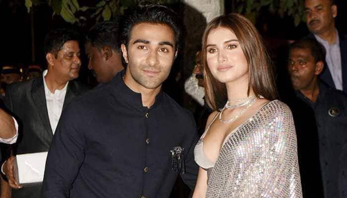 Tara Sutaria opens up on dating Kareena Kapoor's cousin Aadar Jain