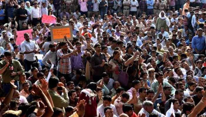 Two FIRs registered against Delhi's Saket court assault on policeman