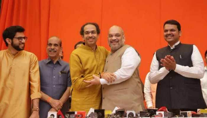 As Maharashtra stalemate continues, Amit Shah meets PM Narendra Modi: Sources