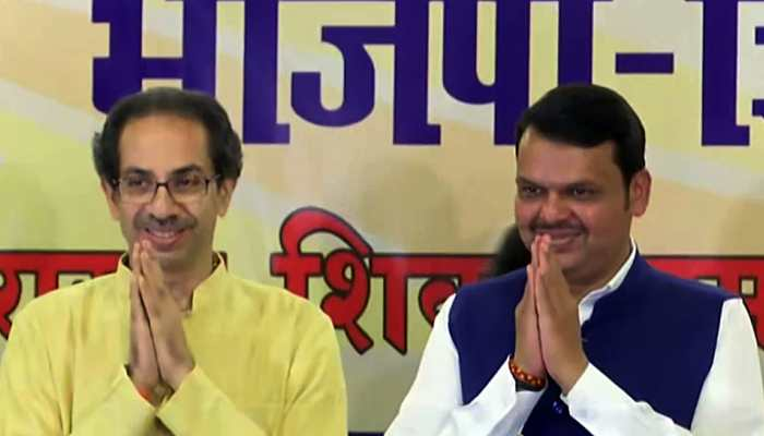 BJP to meet Governor on Thursday, Shiv Sena remains adamant on 50:50 formula
