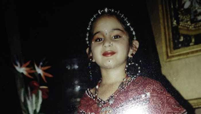 Sara Ali Khan's unseen childhood pics prove she is a born star—Photos