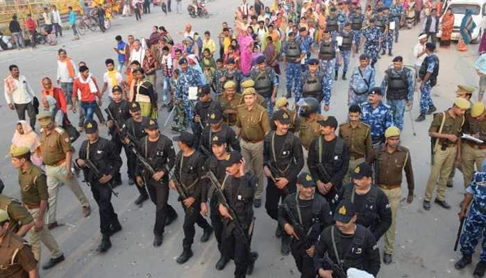 Massive security in Ayodhya ahead of Supreme Court verdict on Ram Janmabhoomi-Babri Masjid case