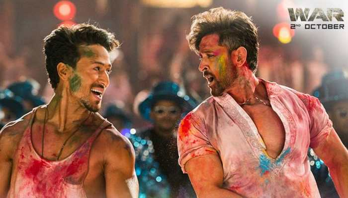 Hrithik Roshan, Tiger Shroff's 'War' remains steady—Check out collections
