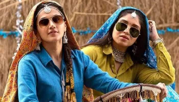 Taapsee Pannu-Bhumi Pednekar's 'Saand Ki Aankh' earns Rs 20 cr at Box Office