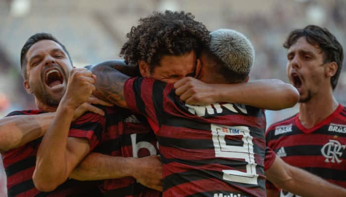 Serie A: Late goal gives Flamengo 1-0 win over city rivals Botafogo