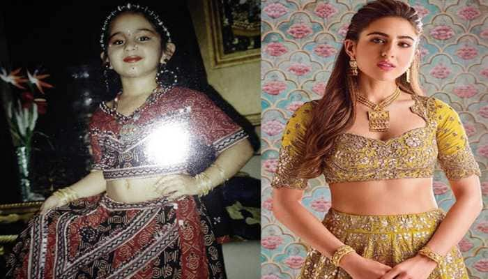 Sara Ali Khan has been preparing for Bollywood 'since 2000' !