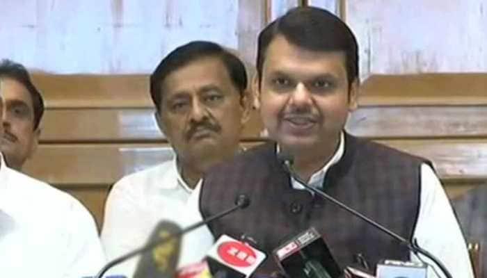 Devendra Fadnavis denies of rotational chief ministership's decision, says 'it didn't happen in my presence'