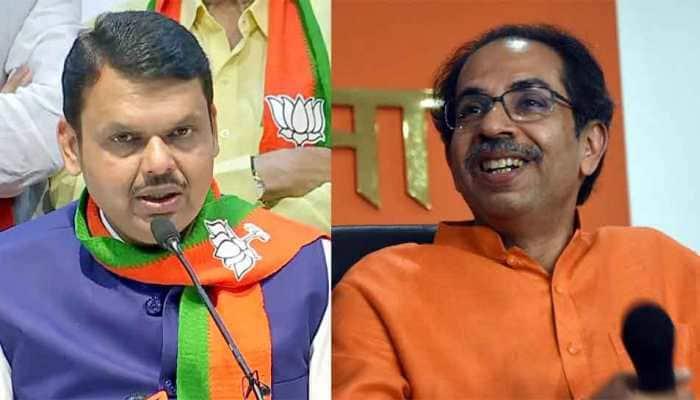 Devendra Fadnavis quits, fires salvo at Shiv Sena; Uddhav Thackeray hits back