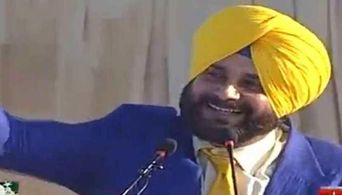 Kartarpur Corridor: Navjot Singh Sidhu thanks PM Narendra Modi, Imran Khan for dismantling boundaries