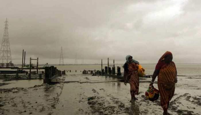 Cyclone Bulbul batters coastal Odisha