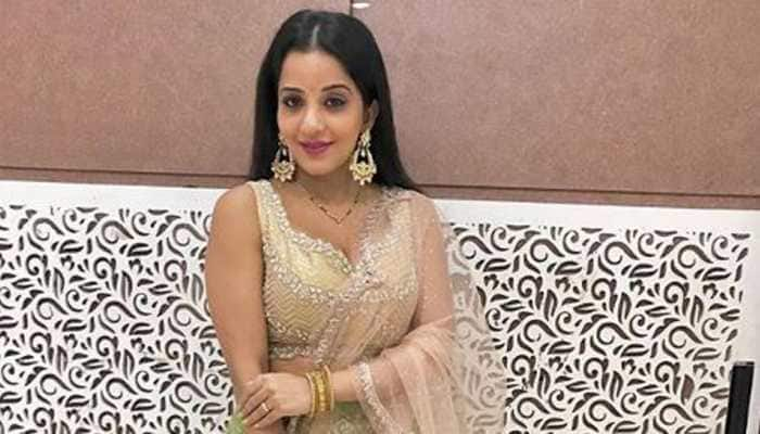 Monalisa's look for her sister-in-law's engagement is all things beautiful