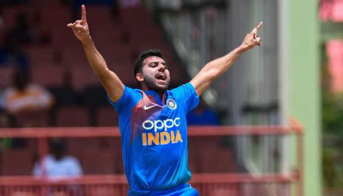 ICC T20I rankings: Deepak Chahar climbs up to 42nd spot after hat-trick heroics