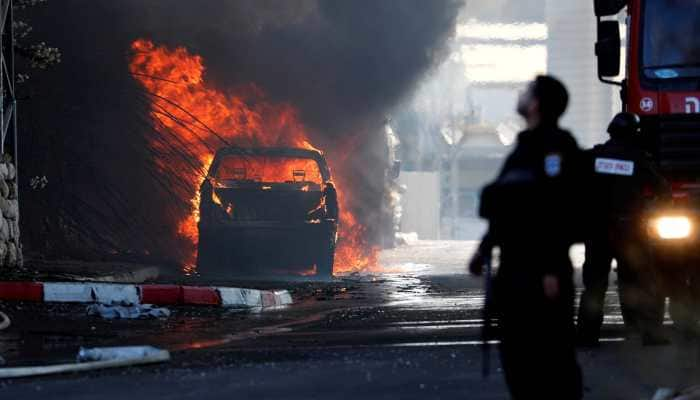 Israel kills Islamic Jihad commander, rockets rain from Gaza